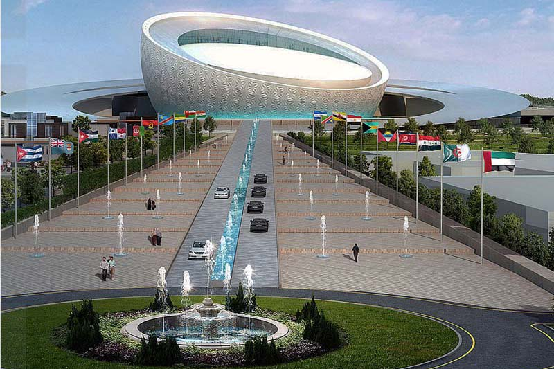 Isfahan International Conference Center-image-8