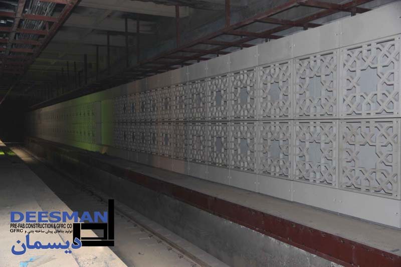 Isfahan subway GRC project-image-5