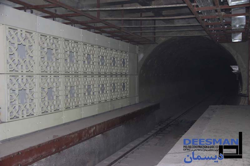 Isfahan subway GRC project-image-4